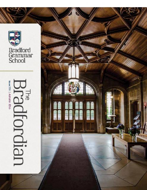 The Bradfordian: 2015 to 2016