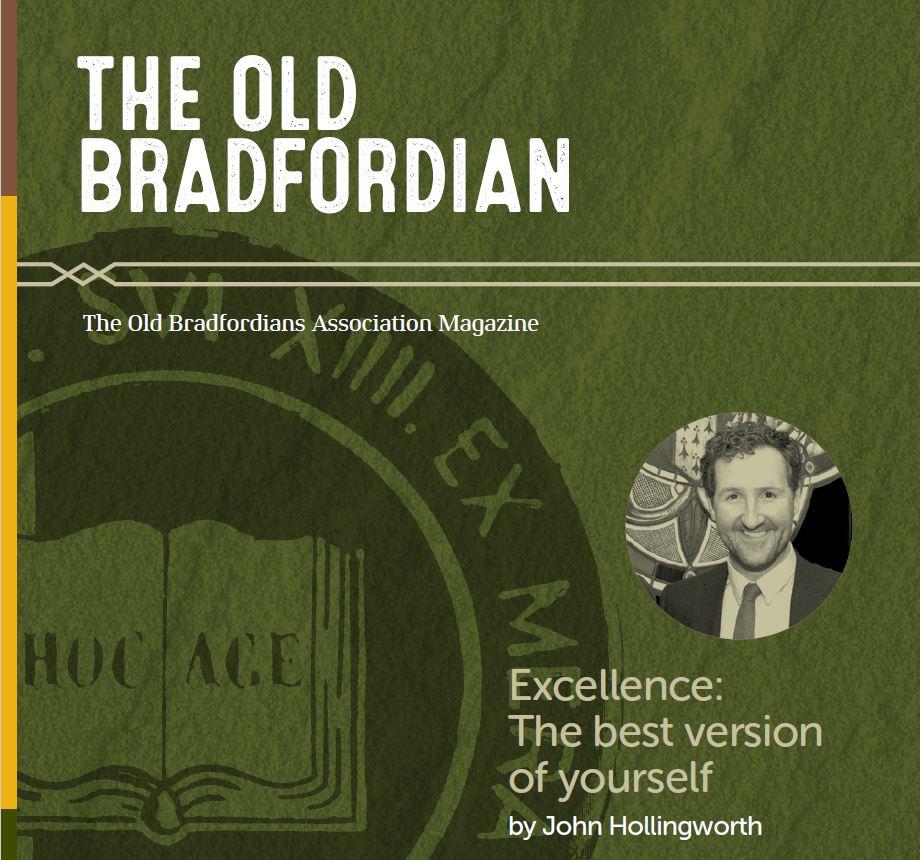 old bradfordian magazine