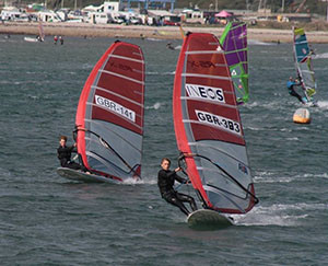 matt carey windsurfing