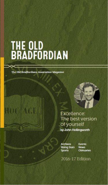 Old Bradfordian: 2017
