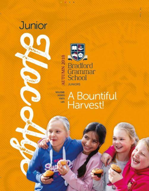 Hoc Age Junior: Autumn 2018