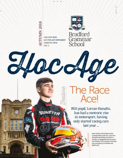 Hoc Age Senior and Sixth Form: Autumn 2018