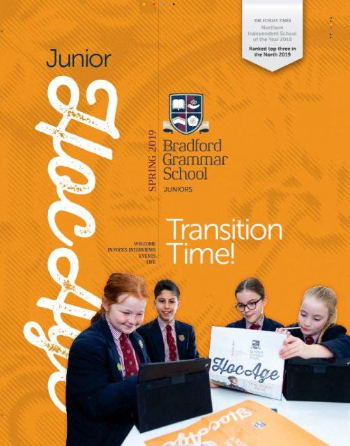 Hoc Age Junior: Spring 2019